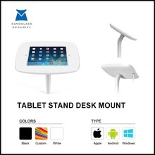 Top Quality desk mount 360 degrees rotating stand/case for apple ipad 2