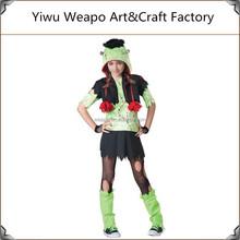2015 di alta qualità grossista carnevale mostro bambina costume adulto