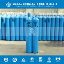 DOT/ISO/GB Standard High Pressure Portable Medical Oxygen Gas Bottle Oxygen Cylinder Price