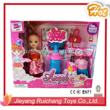 2015 New Design Child Lovely Baby Love Dolls By RC2016B