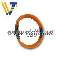silicon bracelet with unique qr code for people