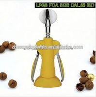 bar food grade safe wine opener key chain