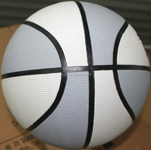 High quality antique rubber promotion gift basketball