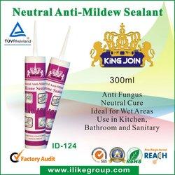 Anti Mildew Silicone Sealant (anti - hongos sellador de silicona)