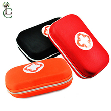 19 types/Set Outdoor First Aid Kit Portable Medikit , Emergency family first aid kit Or Car Treatment Bag First Aid Kits