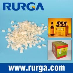 EVA hot melt adhesive glue for cardboard boxes
