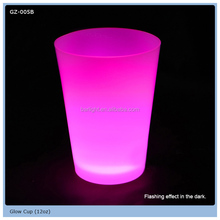 2015 Promotion Drinking Glow Cup