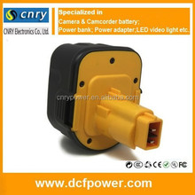 For DEWALT power tool battery 12V 3000mAh battery 152250-27 397745-01 DC9071 DE9074 2832K 2800 DC DW Series