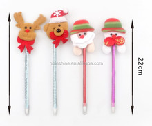 NEW Christmas Pen For Party Holiday Supplies Favor Toys Wedding Kids Kits Gift Xmas Decorations