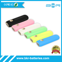 Fashion 2200mah Slim External Battery Backup Charger Case Pack Power Bank for Iphone