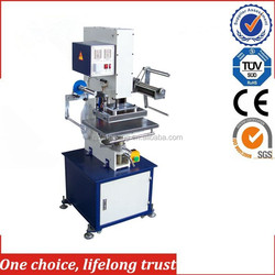 TJ-9 New pneumatic press machine for plastic / paper / leather / PVC
