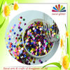 Flower shape glitter powder for arts and crafts decoration