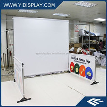 Pop up display system wholesale pipe and drape