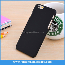Factory sale strong packing hard plastic cell phone case for iphone for 2015
