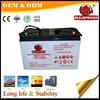 Latest hotsale 6v 100ah solar PV system gel deep cycle battery BPG6-100