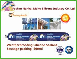 waterproof sealant for plastic/roof waterproof sealant/waterproof glass sealant