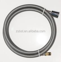 Nylon Knitted flexible shower hose /faucet hose