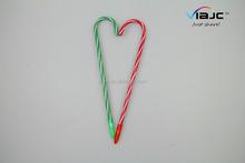 Creative christmas tree ball point pen