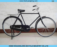 "28"" old style bicycle/28inch old dutch bikes/steel frame and single beam old traditional bicycle"
