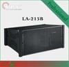 big bose dual 15inch 1000w subwoofer for disco speaker LA-215B spe audio