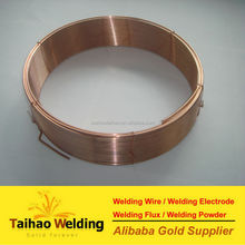 ABS certificated Copper Coated Submerged Arc Welding Wire