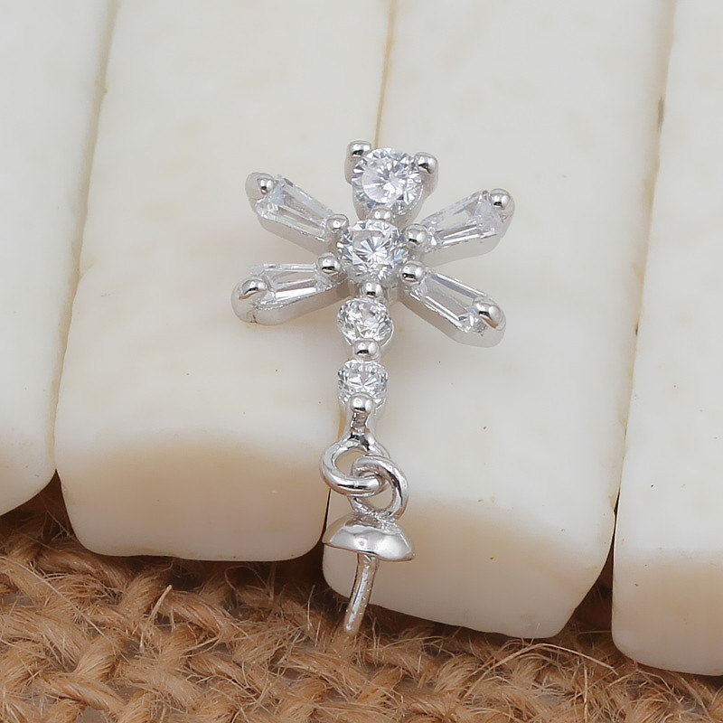 Xd p933 dragonfly jewelry semi mount pendant mounting pearl pendant jpg p933 6 aloadofball Image collections