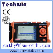 Techwin Low Loss threshold Mts 6000 Anritsu OTDR, Fiber Optical Otdr Equipment