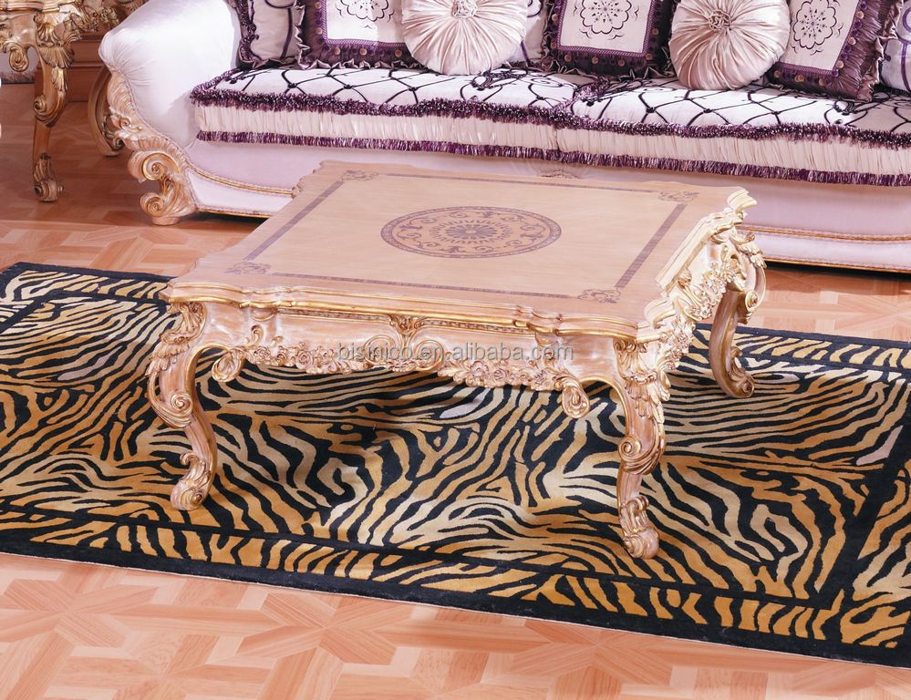 French New Baroque Luxury Living Room Set/gorgeous Wooden Carved ...