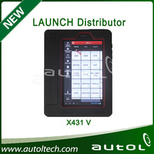 Original launch x431 v from Launch company update online with Full Diagnose Function support Wifi&Bluetooth