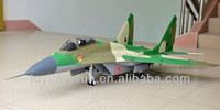 Popular red star large MIG-29 large scale model airplane