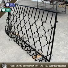 Best price decorative metal window grills