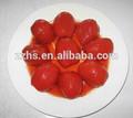 Cereja em conserva tomate preservação instantâneo comida vegetariana