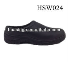 new brand Dubai hot selling high quality chef working safety clogs oil resistant