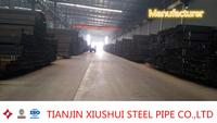 geological pipe square steel black 120*120
