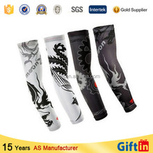 Sublimation wholesale fashion arm and hand sleeves