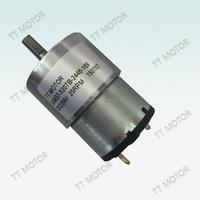 dc off-set shaft 18v battery operated motor