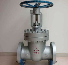 DIN3352 F4&F5 rising stem gate valve