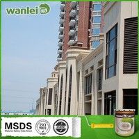 Elegant and luxurious, strong texture description of building materials