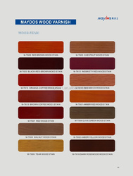 Solvent base wood stain for all kinds of solvent paint for transparent or solid colors furniture