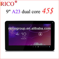 low cost x820 dual core tablet 9 inch