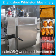 Automatic chicken/fish/meat smoke machine for cooking for sale