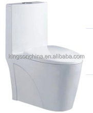 KS-2163 250mm roughing in one piece toilet