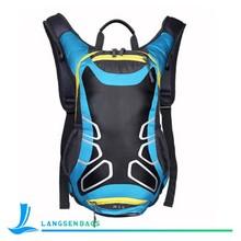 Fashion waterproof cycling reflective nylon backpack 20-25L