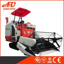 New type and new condition paddy thresher machine