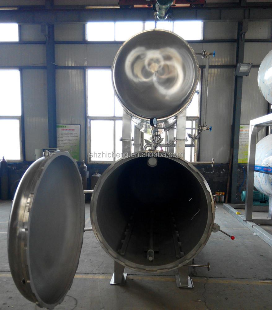 Steam Machine For Food Food Steam Sterilizer Retort