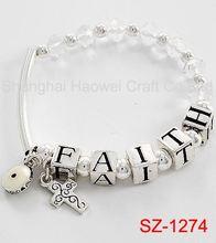 SZ-1274 Factory sale custom design ion me bracelet Fastest delivery