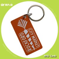 KEP Ultralight EV1 Classic Plasic printed rfid hotel key card for rfid attendance system ( GYRFID )