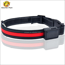Factory products led collars for dogs