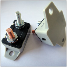 DC Circuit Breaker, 12V, 24V available