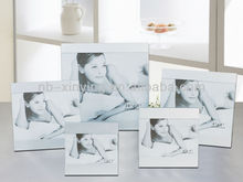 mini metal different size photo frame for everyone